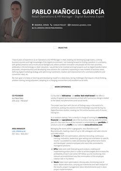 District Sales Manager Resume Sample and Template