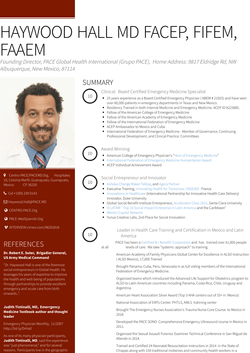 Medical Director / Telemedicine Physician  Resume Sample and Template