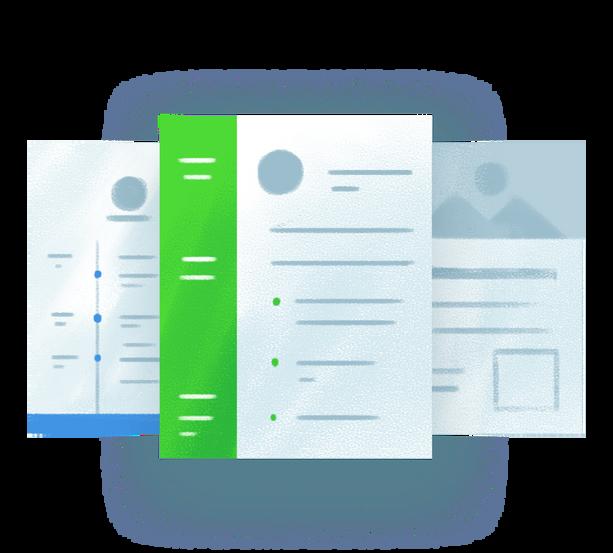 Visualcv Resume Builder from www.visualcv.com